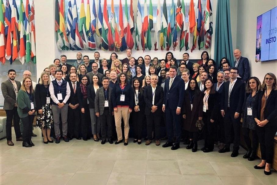 Global INSTO Meeting 2019 in Madrid